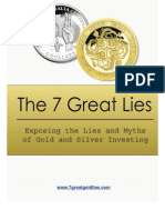 7 Great Lies About Gold & Silver