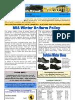 Newsletter 05.04.12