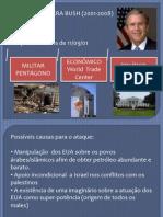 Atualidades - Era Bush