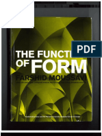 Moussavi the Function of Form