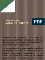 HablarPublico