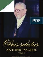 Antonio Zaglul Tomo 1