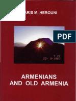 Armenians and Old Armenia