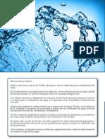 Catalogo Tarifa Descalcificación y Osmosis inversa