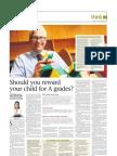010412 SUT Should You Reward Your Child for a Grades