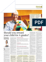 010412 SUT Should You Reward Your Child for a Grades