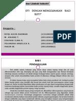 PPT. Manajemen Limbah & Limbah Industri