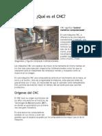 Monografia CNC