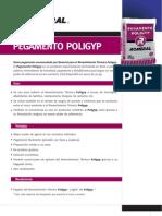 Ficha Técnica Pegamento Poligyp