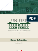 Manual Unifesp 2011 Misto
