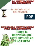 ESTRÉS MÁS ALLÁ DEL CONTROL