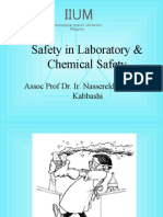 Lab and Chemical Safety