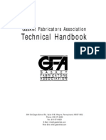 Gasket Fabricators Association Technical Handbook