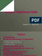 Sesión 01 - Modelo Hecksher-Ohlin
