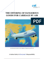 Dangerous Goods Booklet