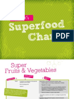 Peggyks Superfood Chart