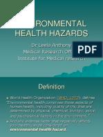 Environmental Health Hazards Final_dr[1]. Anthony