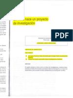 LA IDEA - NACE UN PROYECTO DE INVESTIGACI+ôNz