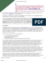 Free Radius and MySQL HowTo Notes