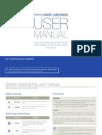 Samsung Camcorder HMX-Q20P-QF20P English User Manual