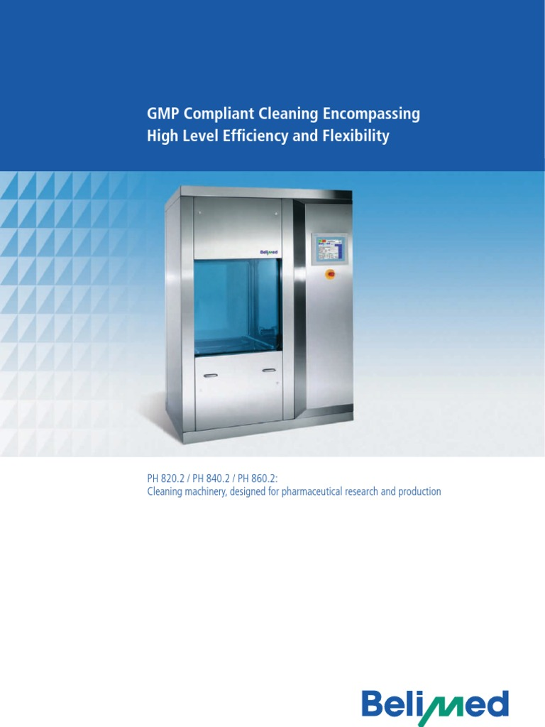 ph820 washing machine technology