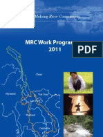 Mrc Work Program 2011