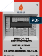 Junior V4 Installation Manual