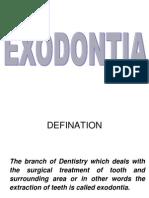 Exodonia