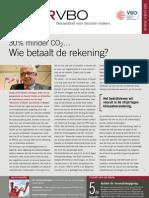 30% minder CO2… Wie betaalt de rekening?, Infor VBO 12, 5 april 2012