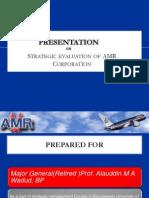Presentation on AMR