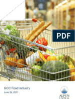 GCC Food Industry Report June 2011