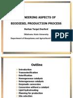 Biodiesel Lecture