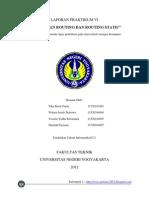 Laporan Praktikum06 F2 Nika Resti Utami Inter-VLAN Routing Dan Static Routing