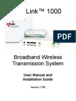 User Manual_Radio Modem