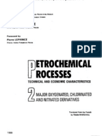 Petrochemical Processes Volume 2