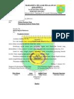 Proposal Perpanjangan Kontrak