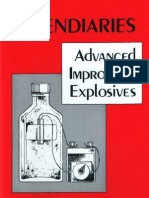 Incendiaries Advanced Improvised Explosives