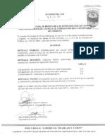 Acuerdo #078 de 2011 Costos Licencias Conduccion