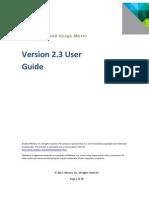 vCloud Usage Meter Version 2.3 User Guide[1]