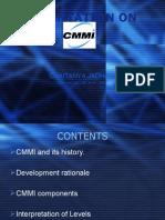Presentation on Cmmi