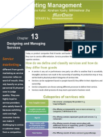 Designing and Managing Services - 13