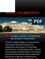 Whonet documentation