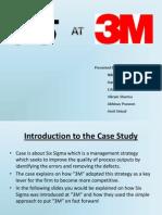 3M and Six Sigma
