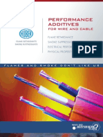 Huber Performance Additives for Wire and Cable 2