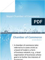 Nepal Chamber of Commerce