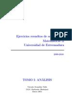 Selectividad Extremadura CCNN Tomo 1 2000 2010