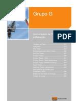 Grupo g - Instrumentos de Deteccao e Testes