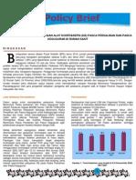 Policy Brief Upaya KB Di RS _mario[1]