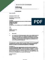 Ex Parte Bevel tegen TPB proxy