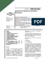 Sistemas de gestão da qualidade – REQUISITOS